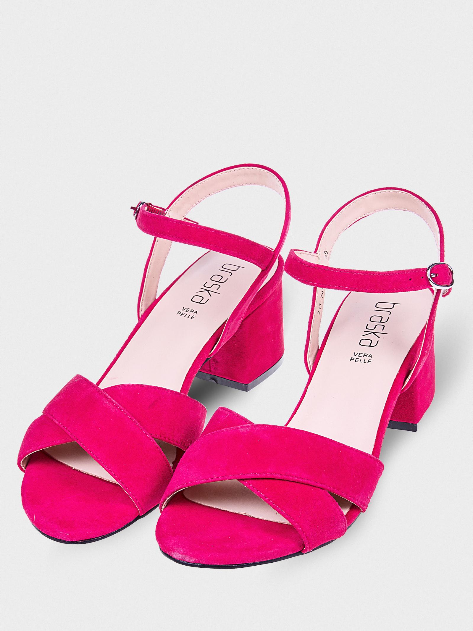 Босоніжки  для жінок Braska 211-7412/203 купити взуття, 2017