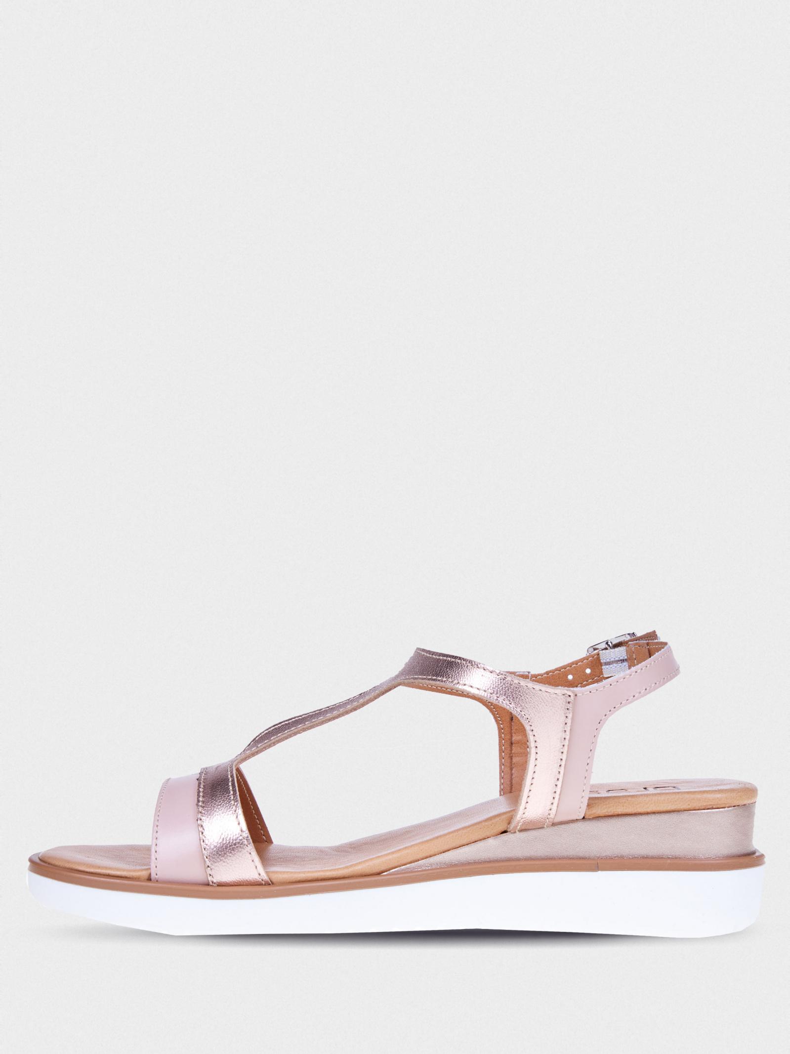 Босоніжки  для жінок Braska 211-6701/104 брендове взуття, 2017