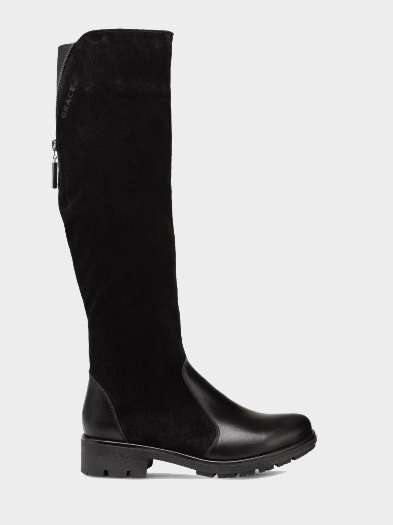 Сапоги женские Grace BT3.248.S.000000323 купить обувь, 2017
