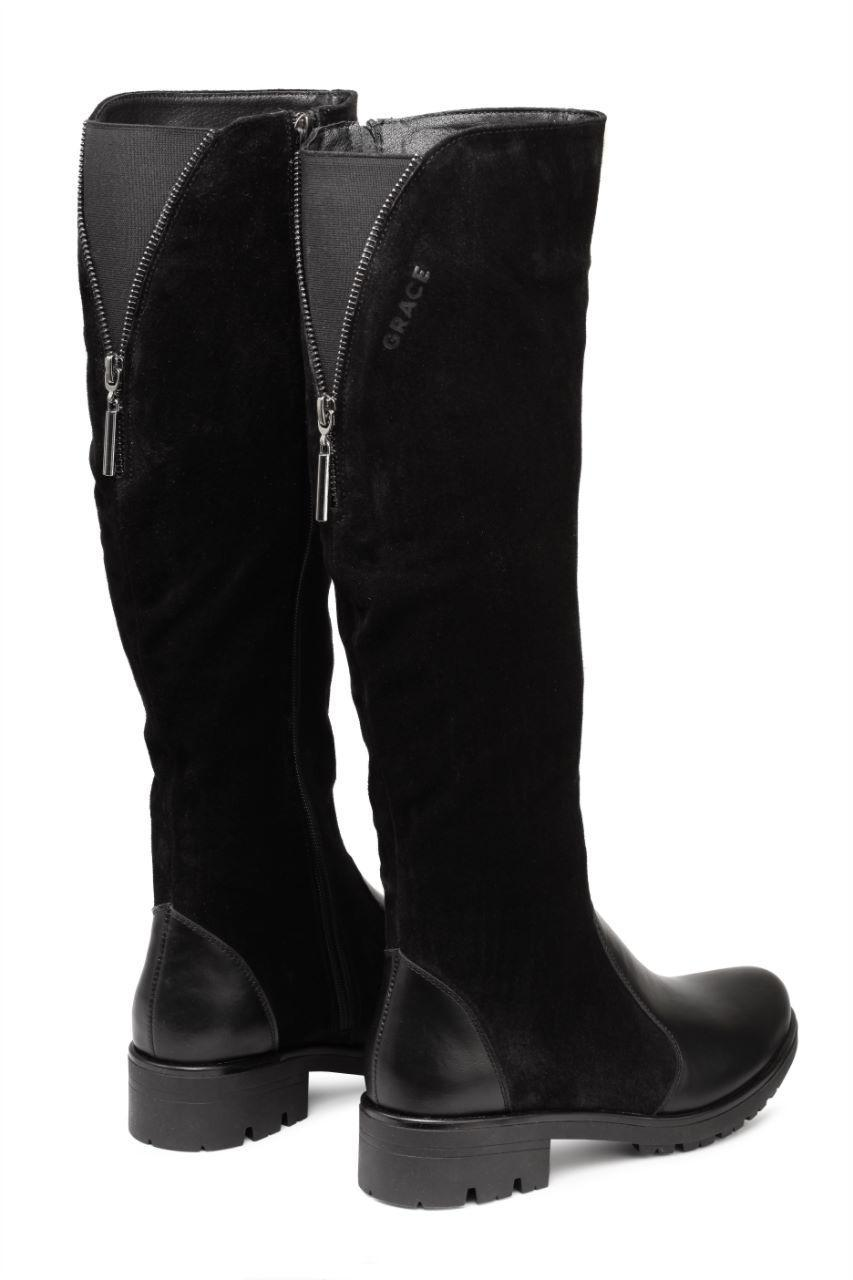 Сапоги женские Grace BT3.248.S.000000323 размеры обуви, 2017