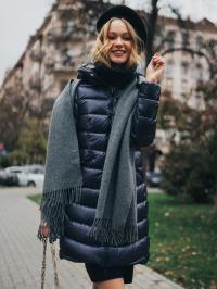 Куртка пуховая женские Braska модель BU916 качество, 2017