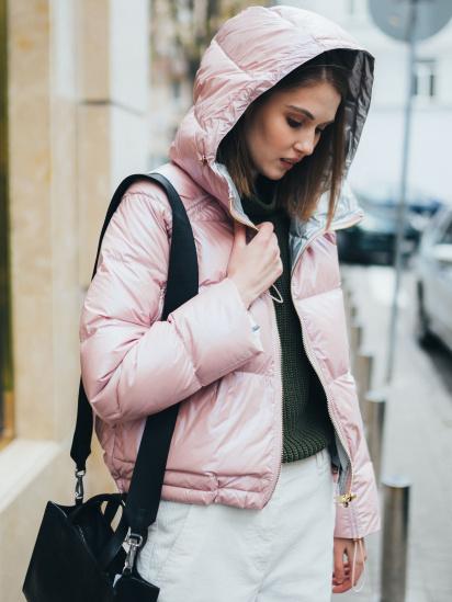 Куртка пуховая женские Braska модель BU919 качество, 2017