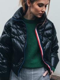 Куртка пуховая женские Braska модель BU925 качество, 2017