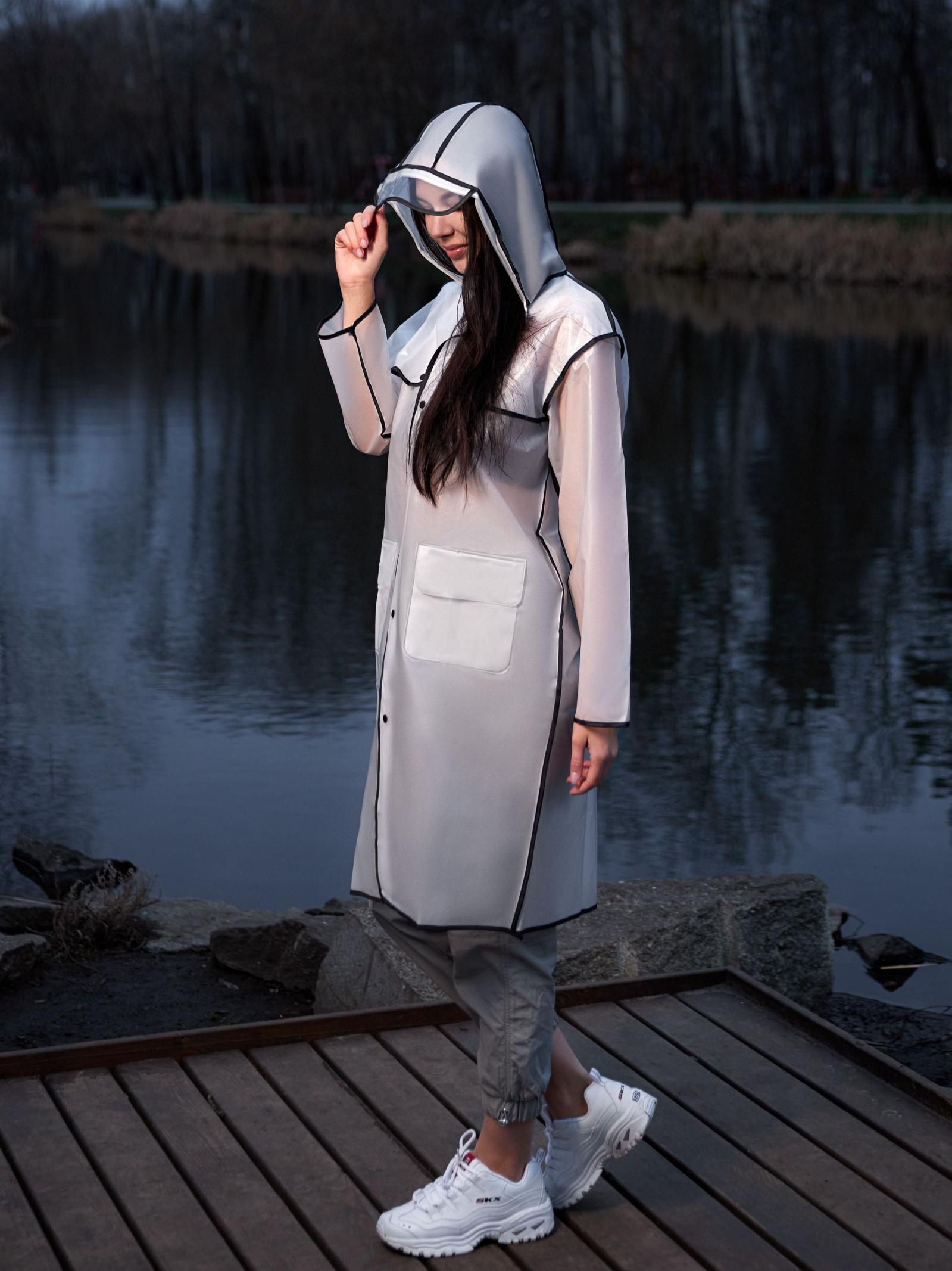 Плащ женские Braska модель BU952 , 2017