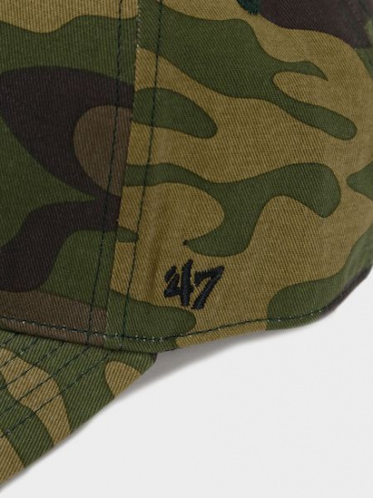Кепка brand47 модель BKGRV04CNV-CM — фото 3 - INTERTOP