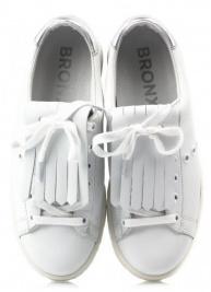 Напівчеревики  для жінок Bronx Beluga 65528-A-1436 модне взуття, 2017