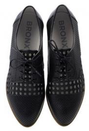 Напівчеревики  для жінок Bronx Tagger 65499-AK-01 брендове взуття, 2017