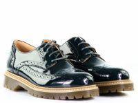 женская обувь Bronx синего цвета купить, 2017