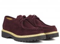 Полуботинки для женщин Bronx 65745-B86 модная обувь, 2017