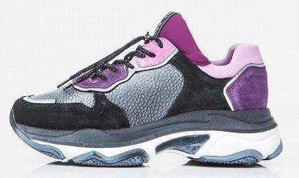 Кроссовки женские Bronx BbaisleyX BX2022 брендовая обувь, 2017