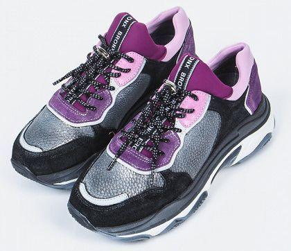 Кроссовки женские Bronx BbaisleyX BX2022 размеры обуви, 2017