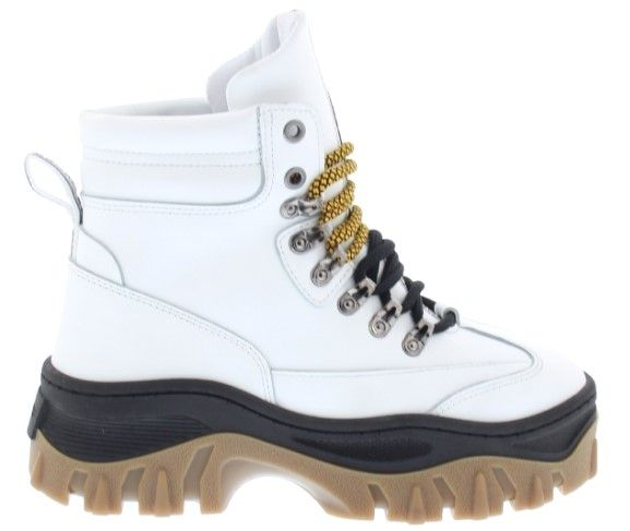 Ботинки женские Bronx BjaxstarX BX2027 модная обувь, 2017