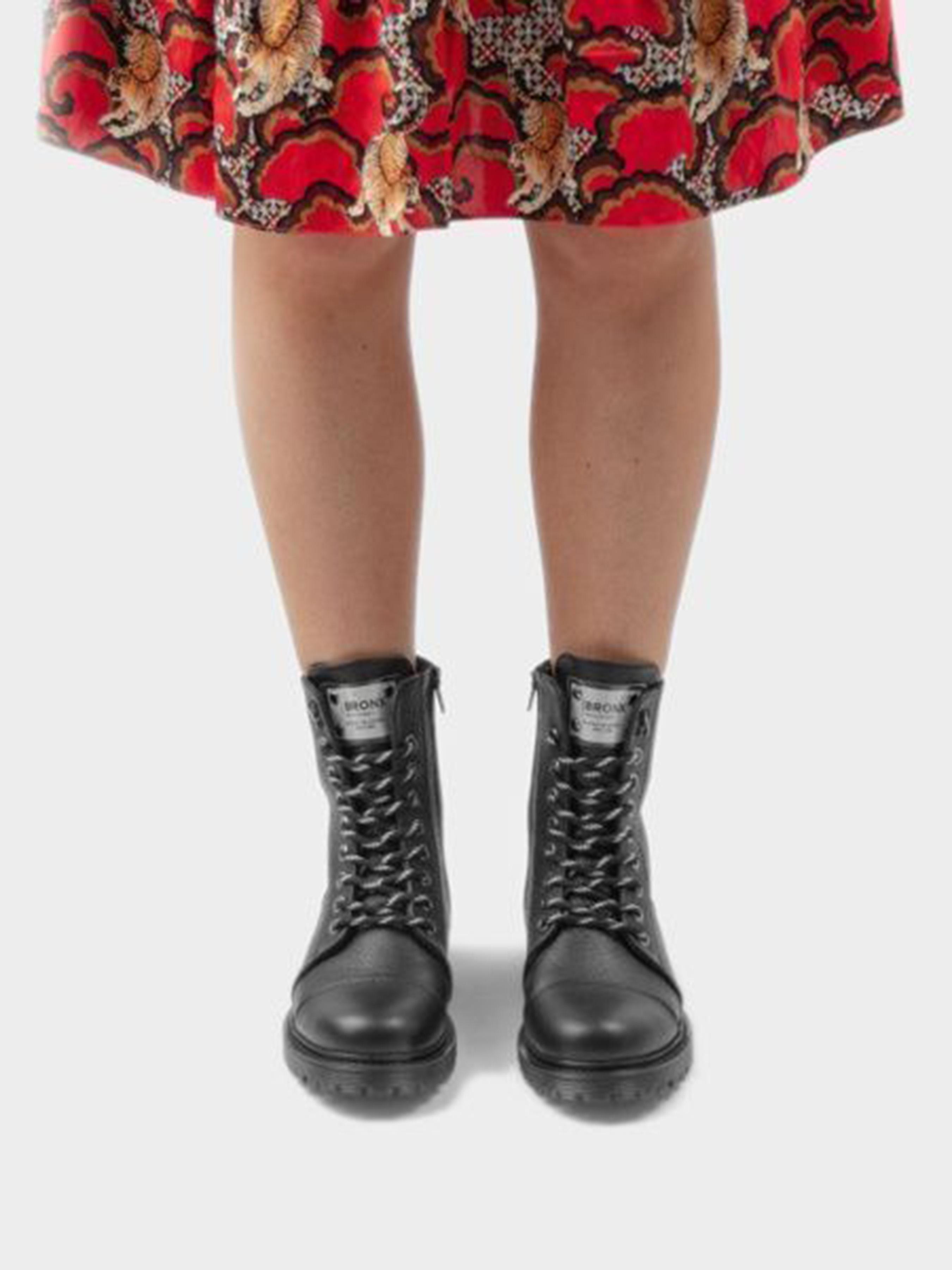 Ботинки для женщин Bronx rifka-chunky BX2075 Заказать, 2017