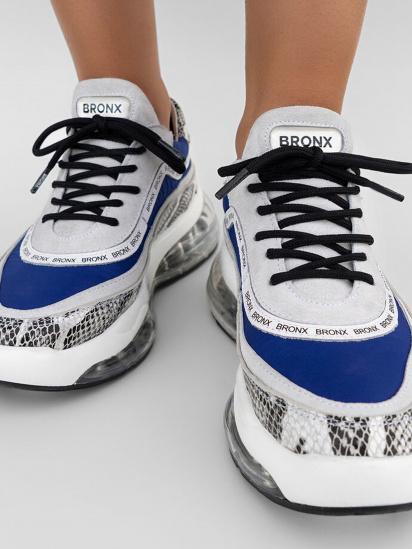 Кросівки для міста Bronx модель 66260-JP-3024 — фото 5 - INTERTOP