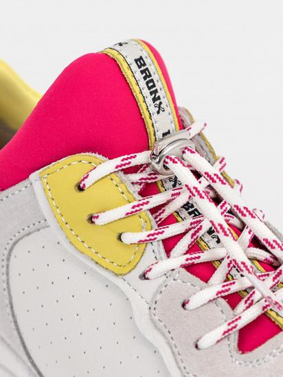 Кросівки для міста Bronx модель 66167C-A-2362 — фото 4 - INTERTOP