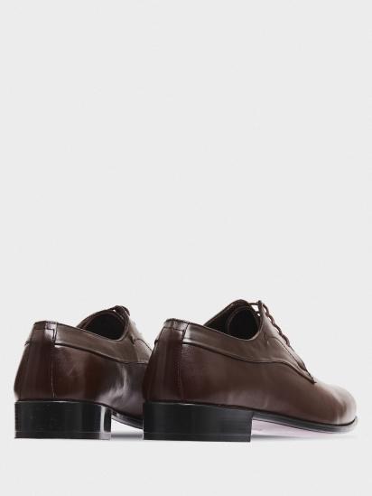 Туфлі  чоловічі GRAF shoes 05-06 BROWN ANTIC в Україні, 2017