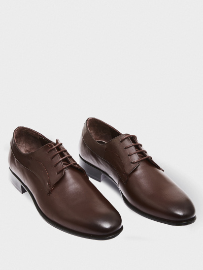 Туфлі  чоловічі GRAF shoes 05-06 BROWN ANTIC дивитися, 2017
