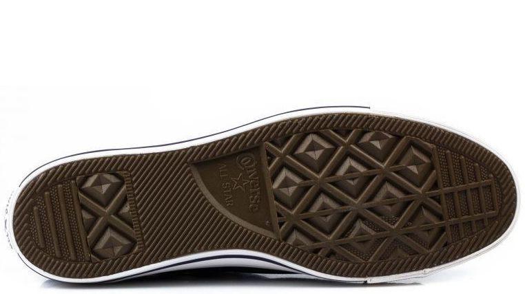 Кеды для мужчин CONVERSE CA286 размерная сетка обуви, 2017