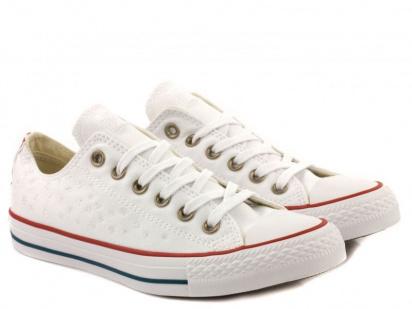 Кеди  для жінок CONVERSE 555882C розмірна сітка взуття, 2017