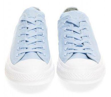 Кеды женские CONVERSE CTAS OX BLUE CHILL/DRIED BAMBO CB354 цена, 2017