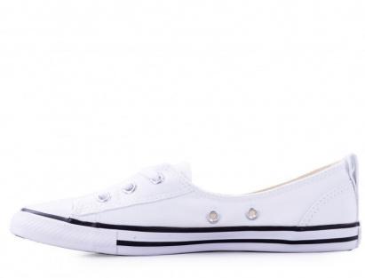 Кеди  для жінок CONVERSE 547167C розмірна сітка взуття, 2017