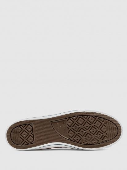 Кеди  жіночі CONVERSE 566774C розмірна сітка взуття, 2017