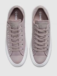 Кеди  жіночі CONVERSE 567099C розмірна сітка взуття, 2017