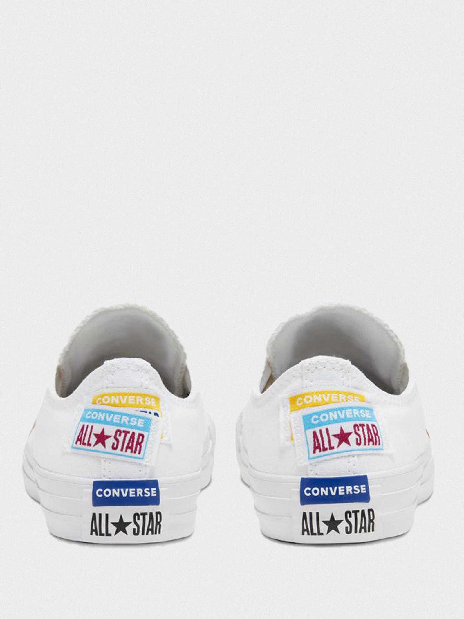 Кеди  для жінок CONVERSE 166737C розміри взуття, 2017
