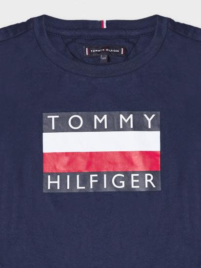 Пуловер Tommy Hilfiger модель KB0KB05426-CBK — фото 3 - INTERTOP