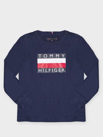 Пуловер Tommy Hilfiger модель KB0KB05426-CBK — фото - INTERTOP