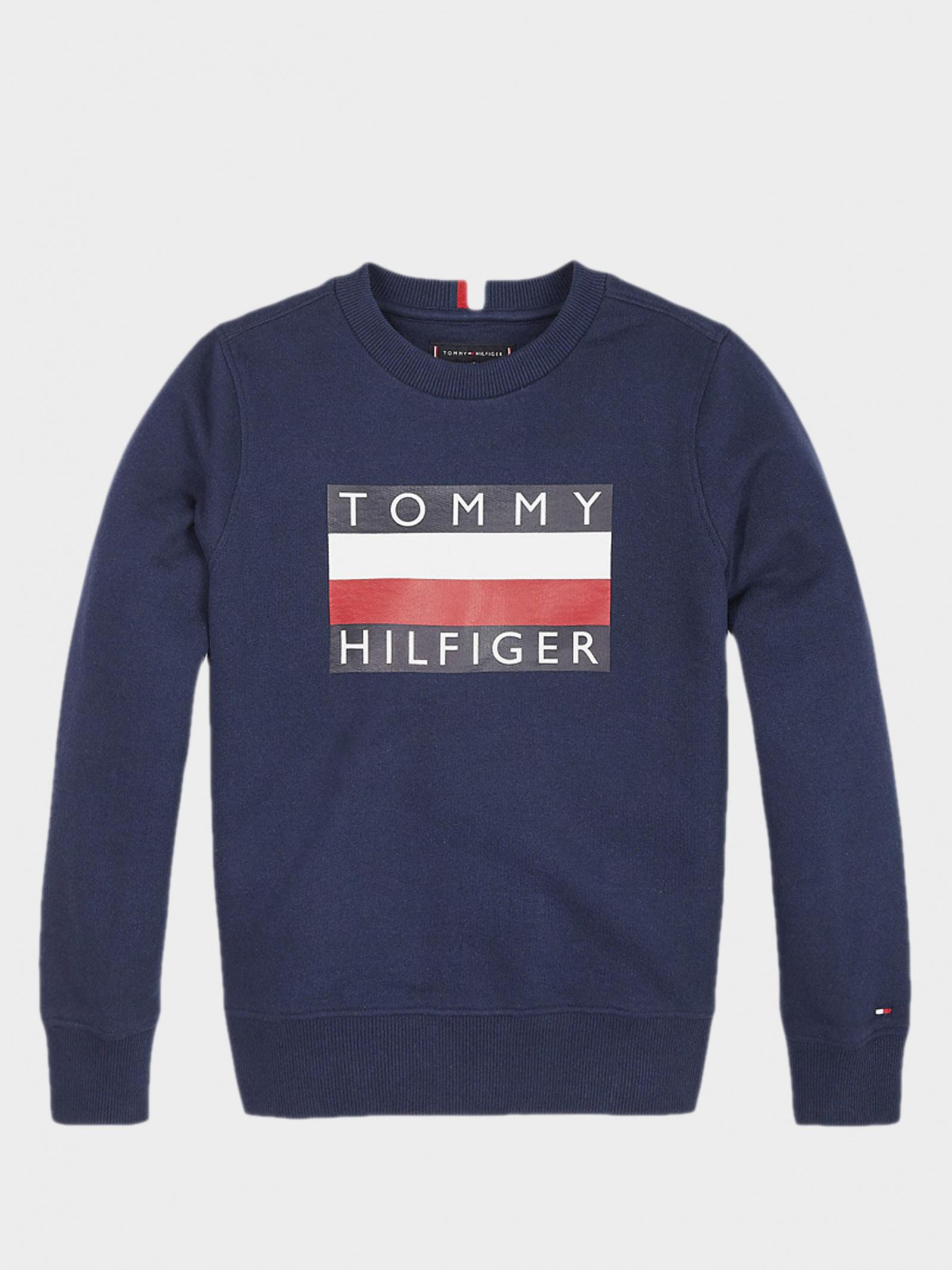 Кофты и свитера детские Tommy Hilfiger модель CC3 характеристики, 2017