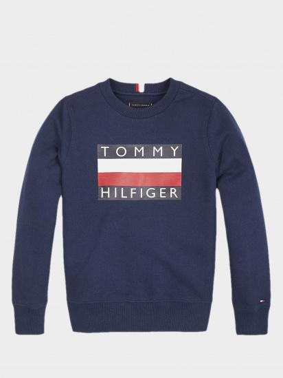 Пуловер Tommy Hilfiger модель KB0KB05474-CBK — фото - INTERTOP