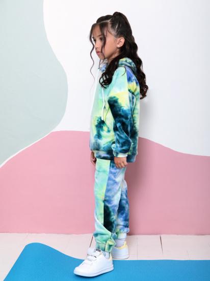 Спортивний костюм ISSA Plus модель CD-462_multicolor — фото 2 - INTERTOP