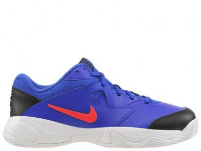 Кроссовки теннисные для мужчин COURT LITE 2 CLY Blue CD7131-400 примерка, 2017