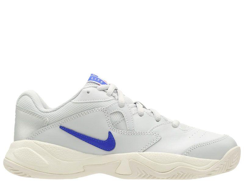 Купить Кроссовки теннисные женские WMNS NIKE COURT LITE 2 CLY Blue CD7134-001, Голубой