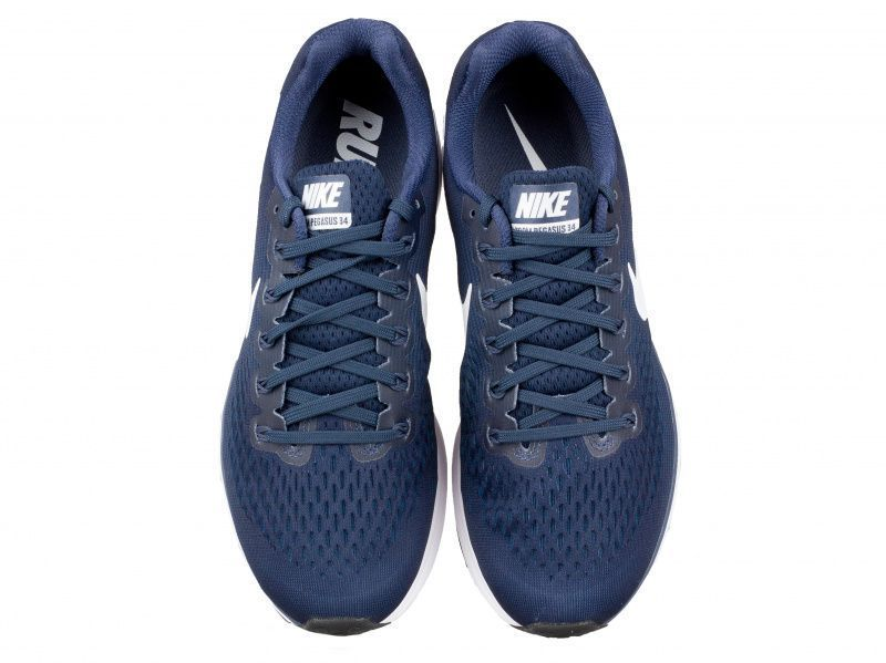 Кроссовки мужские NIKE Air Zoom Pegasus 34 Running CE107 размеры обуви, 2017