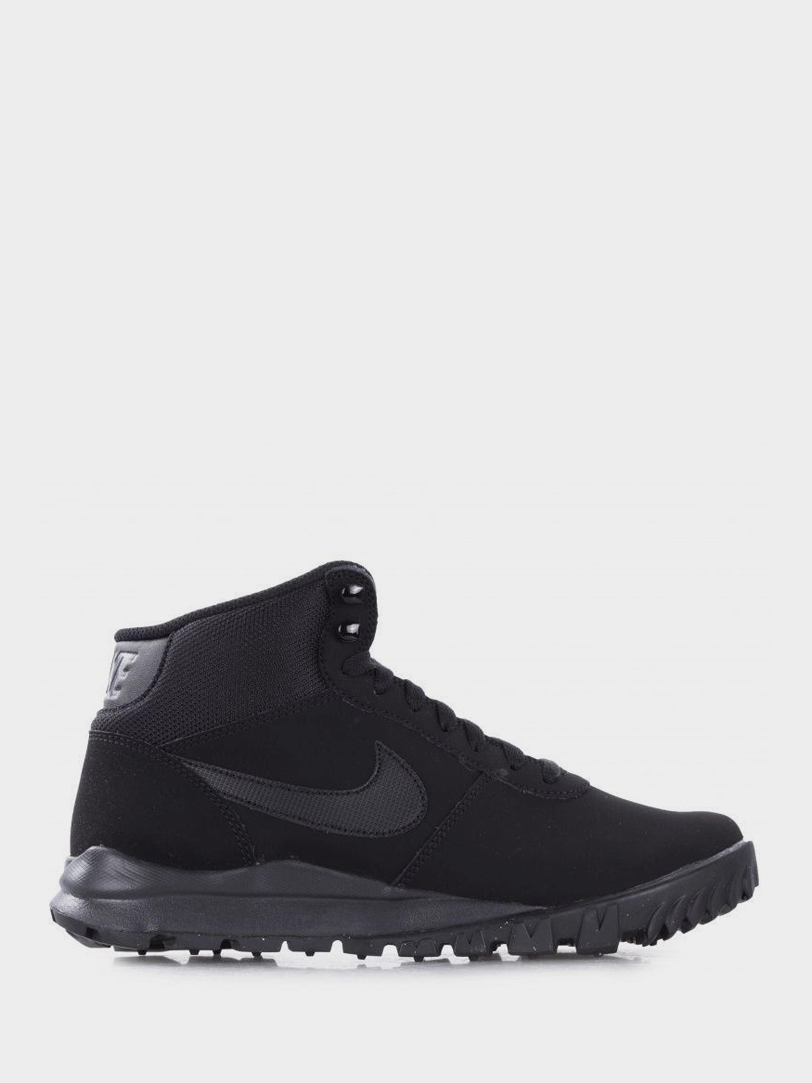 Купить Ботинки мужские NIKE NIKE HOODLAND SUEDE CE146, Черный