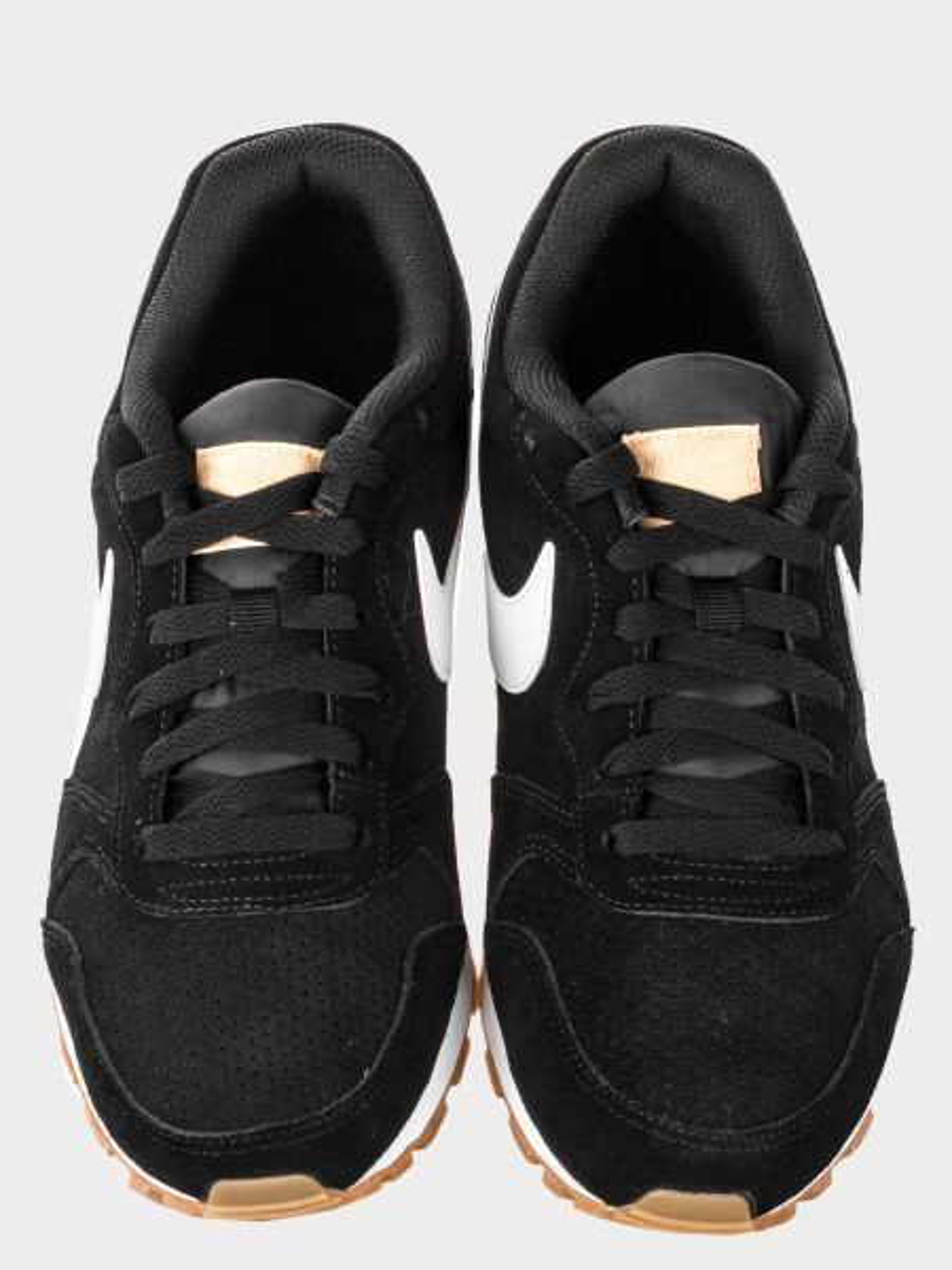 Кроссовки для мужчин NIKE MD Runner 2 Suede CE163 брендовая обувь, 2017