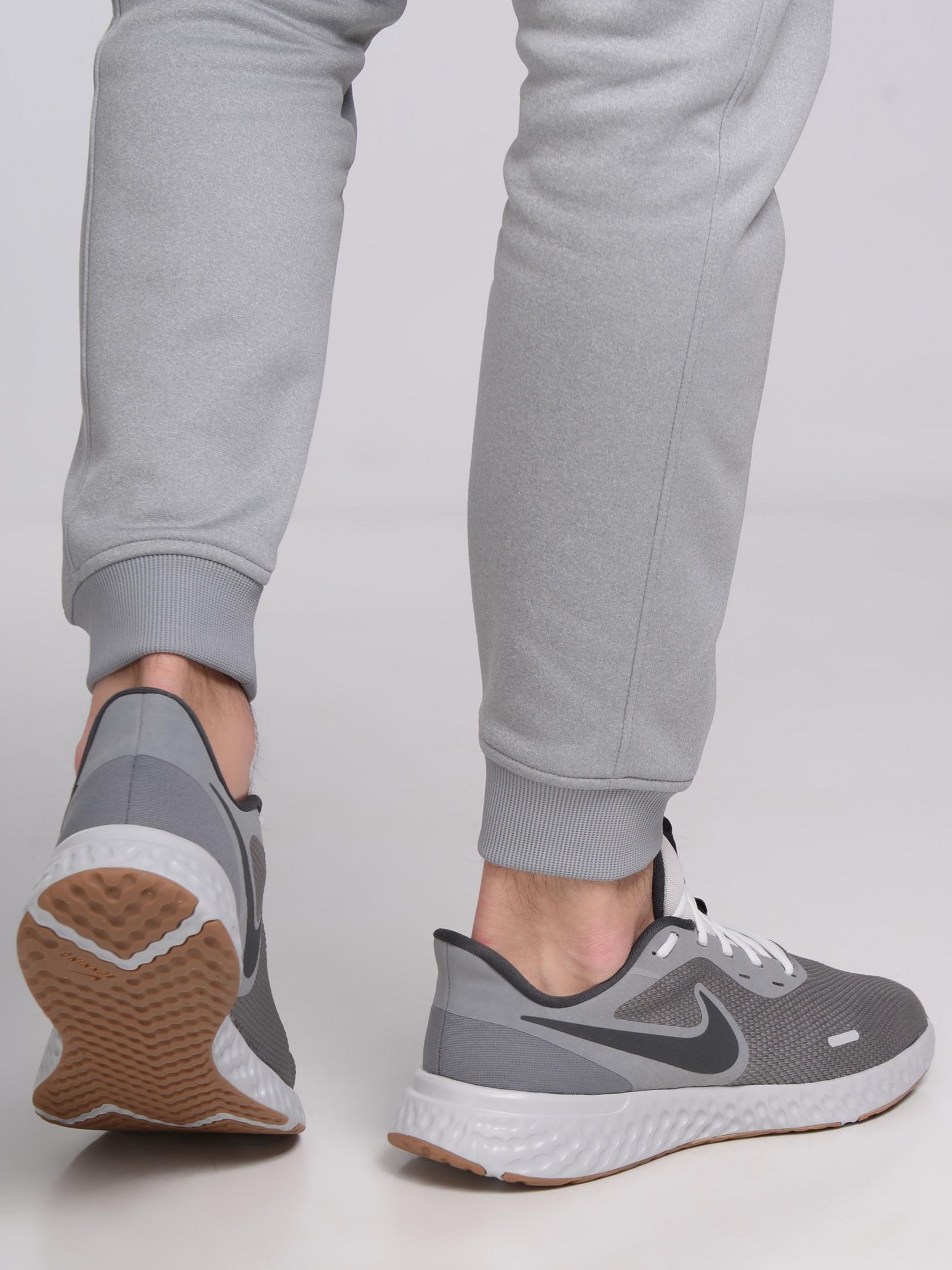 Кроссовки для мужчин NIKE Nike Revolution 5 BQ3204-008 размерная сетка обуви, 2017