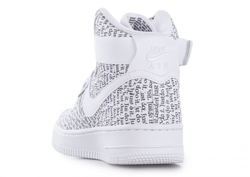 3095939baa33 Кроссовки для женщин NIKE WMNS AIR FORCE 1 HI LX CF136 модная обувь, 2017