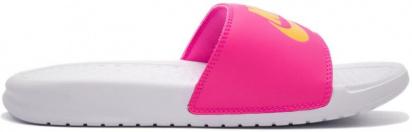 Шлёпанцы для женщин NIKE WMNS BENASSI JDI 343881-109 цена обуви, 2017