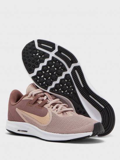 Кросівки для бігу NIKE Downshifter 9 модель AQ7486-200 — фото 3 - INTERTOP