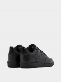 Кеды детские NIKE COURT BOROUGH LOW 2 (GS) BQ5448-001 брендовая обувь, 2017