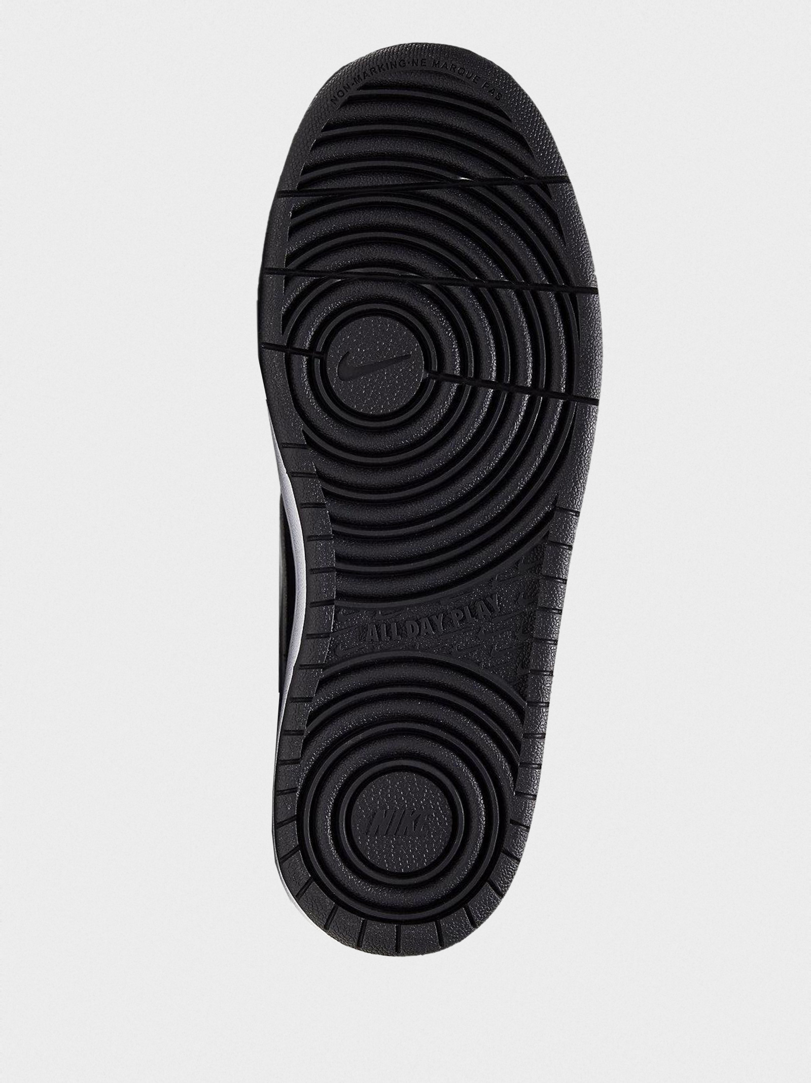 Кеды детские NIKE COURT BOROUGH LOW 2 (GS) BQ5448-002 модная обувь, 2017