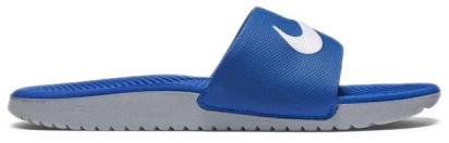 Шлёпанцы для детей NIKE NIKE KAWA SLIDE (GS/PS) 819352-400_ размерная сетка обуви, 2017