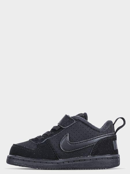 Кроссовки для детей NIKE NIKE COURT BOROUGH LOW (TDV) CG76 размерная сетка обуви, 2017