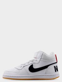 Кроссовки для детей NIKE NIKE COURT BOROUGH MID (PSV) CG78 размерная сетка обуви, 2017