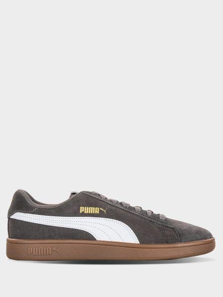 Купить Кеды мужские PUMA Puma Smash v2 CI124, Серый