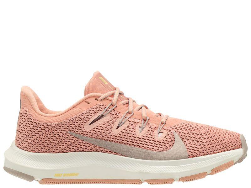 Кроссовки для женщин WMNS NIKE QUEST 2 Rose CI3803-600 брендовая обувь, 2017
