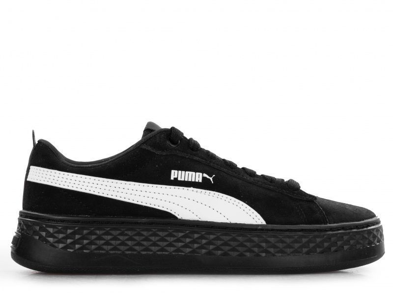 Купить Кроссовки женские PUMA Puma Smash Platform SD CJ108, Черный